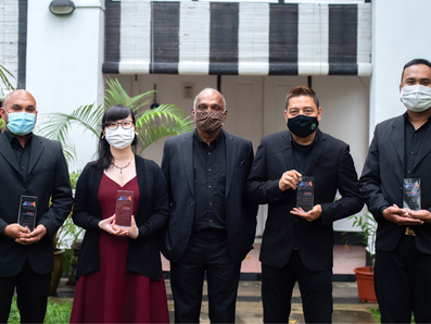 TwinRock Wins Big at the Singapore Security Industry Awards 2020