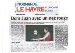 Paris Normandie - Fev. 2018 - Dom Juan