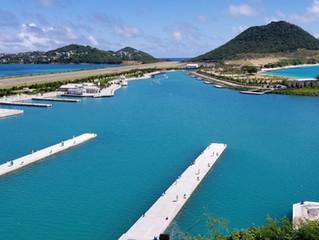 Glossy Bay Marina, Canouan Islands newest masterpiece!