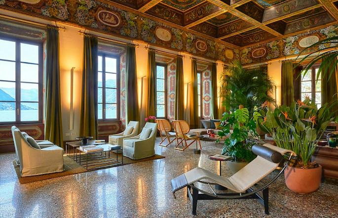 Villa Pliniana Lake Como, Italy