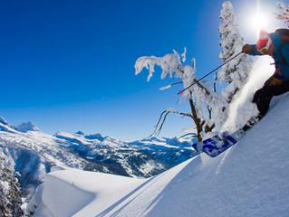 Jackson Hole has over 17 Feet of snow already!