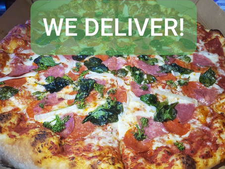 Panama Pizzeria Panama City Beach Italian Restaurant delivers the full menu!