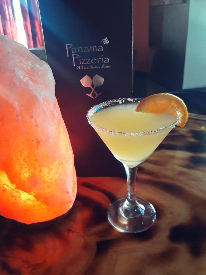 Fuzzy Peach Martini