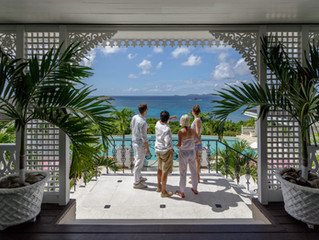 Ready to host a house party on the enchanting island of Mustique?