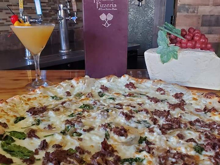 Monday in Panama City Beach's Italian Restaurant!