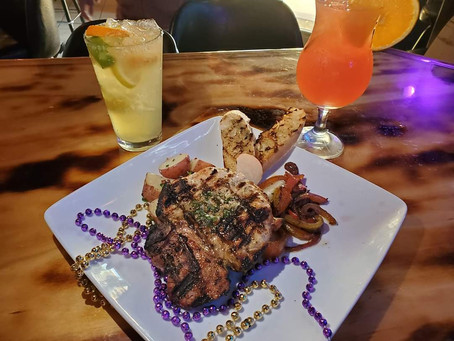 MARDI GRAS and National Margarita Day at Panama Pizzeria