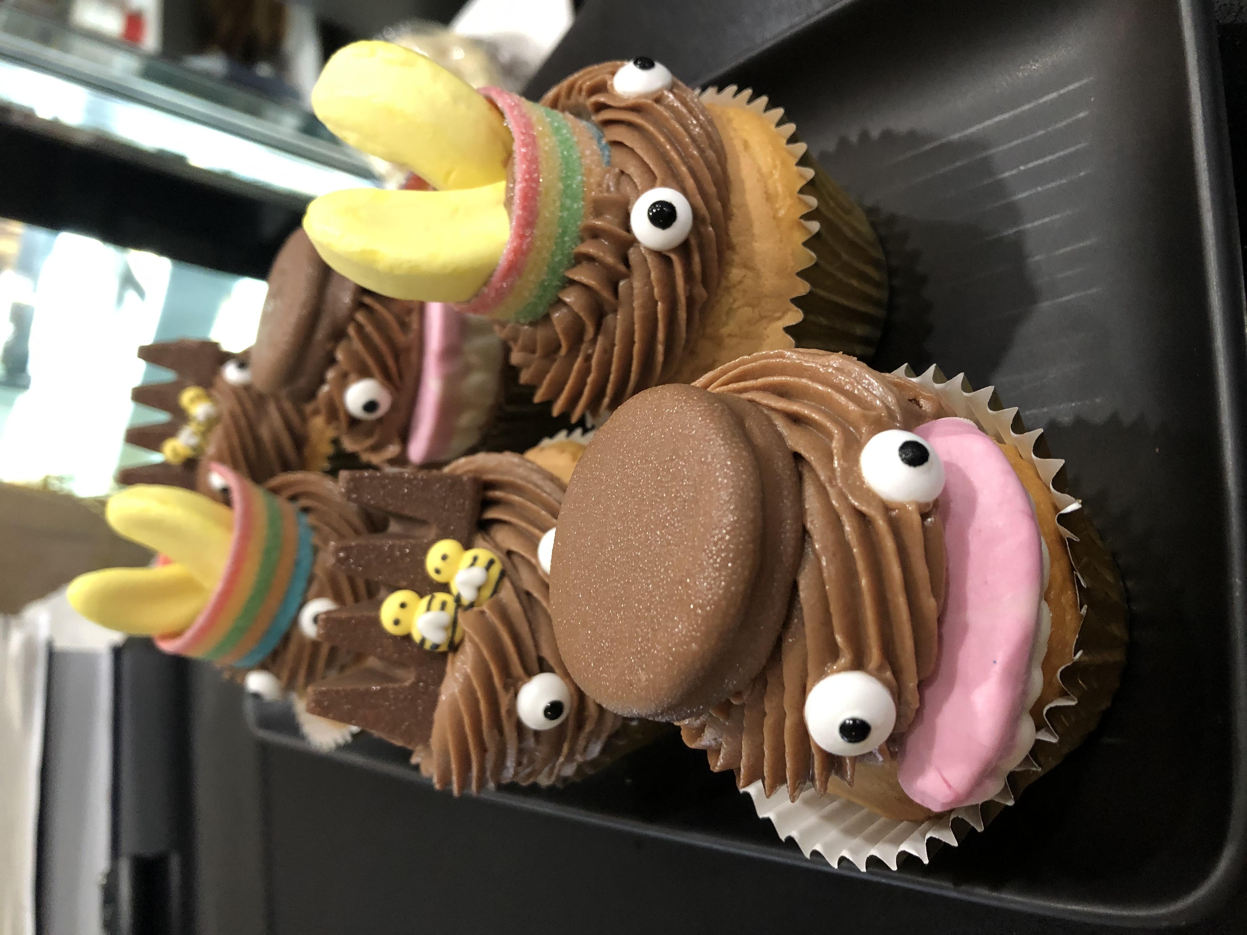 Crazy cupcakes - yum