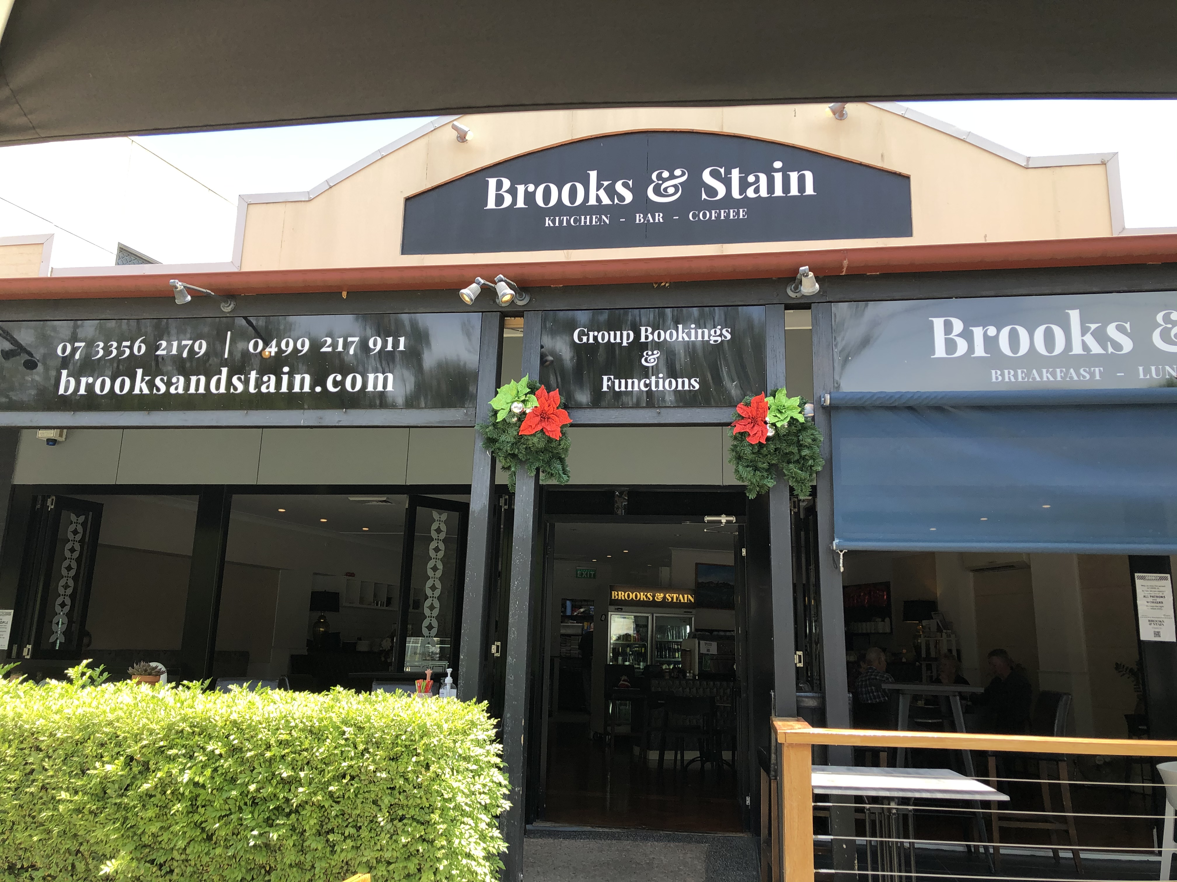 Welcome to Brooks and Stain