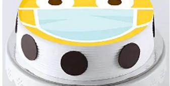 Get Well Soon Pineapple Cake