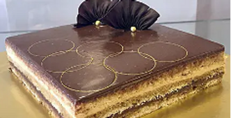 Joyful Opera Cake