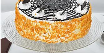 Special Butterscotch Cake Half kg