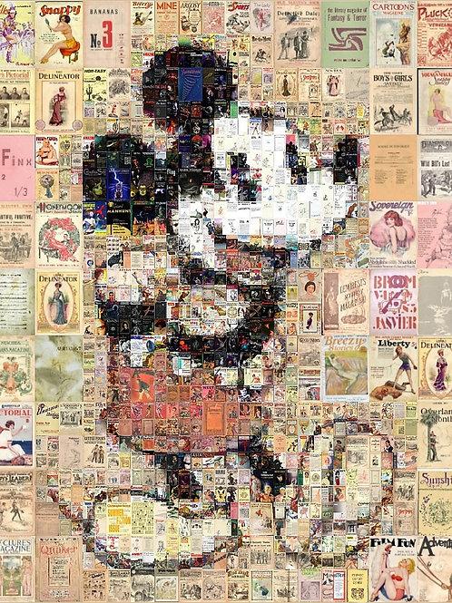 Underbust Mickey - Puzzle