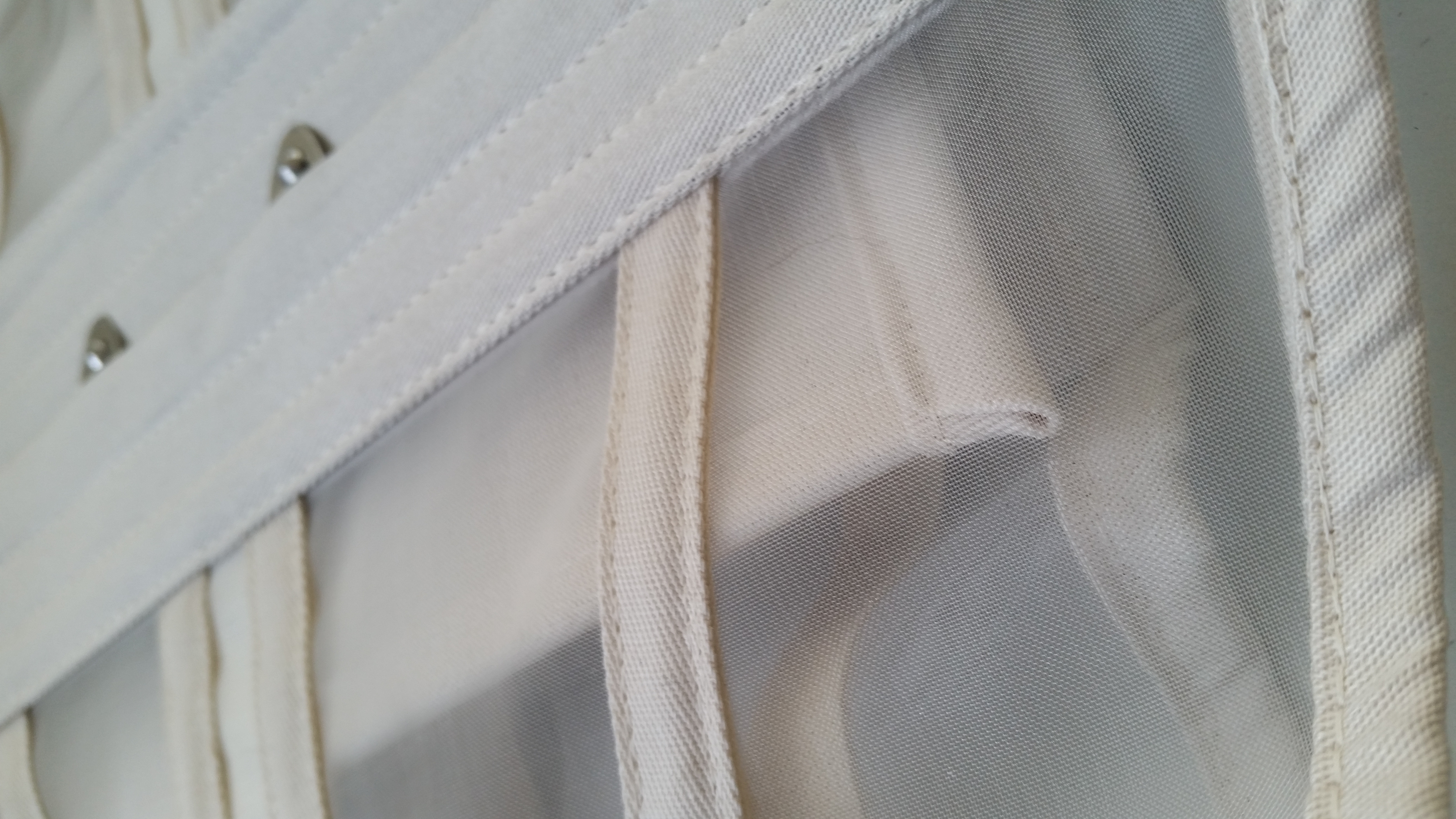 Corsets de telas Coloridas