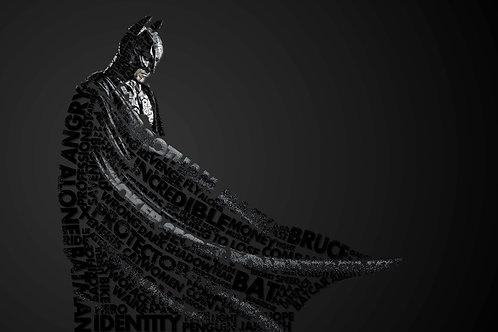Underbust Batman - Frases