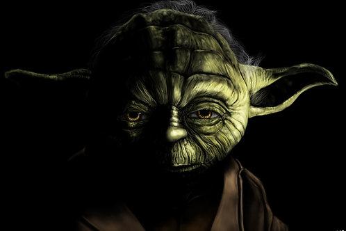 Underbust Star Wars - Yoda