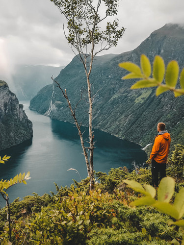 Geirangerfjord - Norwegen