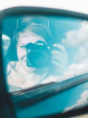 kreative Fotografin Paula