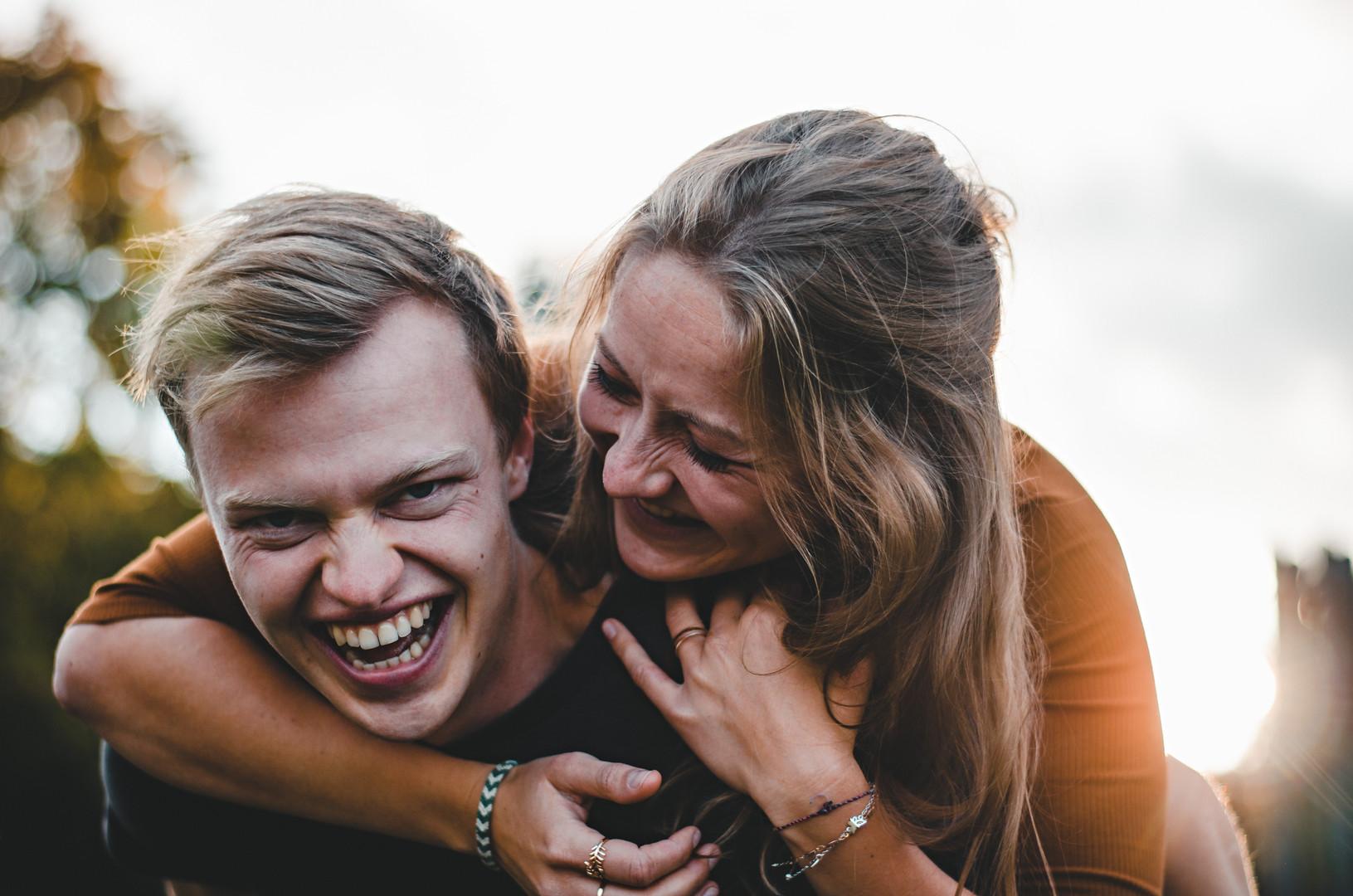 authentische Paarfotografie