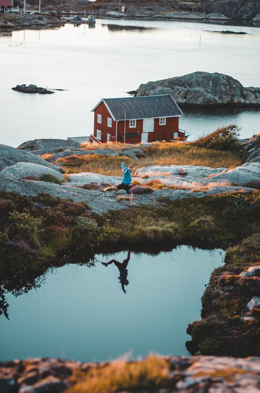 Schweden mit Jack Wolfskin