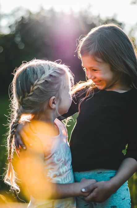 Mara und Lena