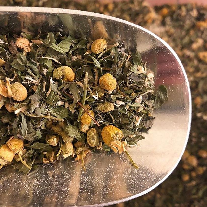 Seasonal Tea Blending - Winter