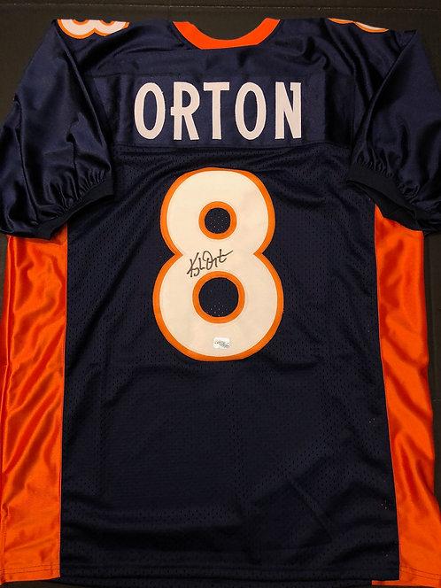 Kyle Orton AUTOGRAPHED Denver Broncos Jersey