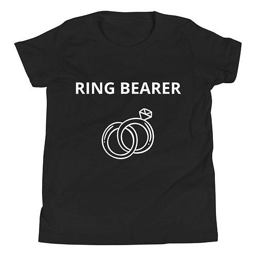 Ring Bearer Youth Short Sleeve T-Shirt