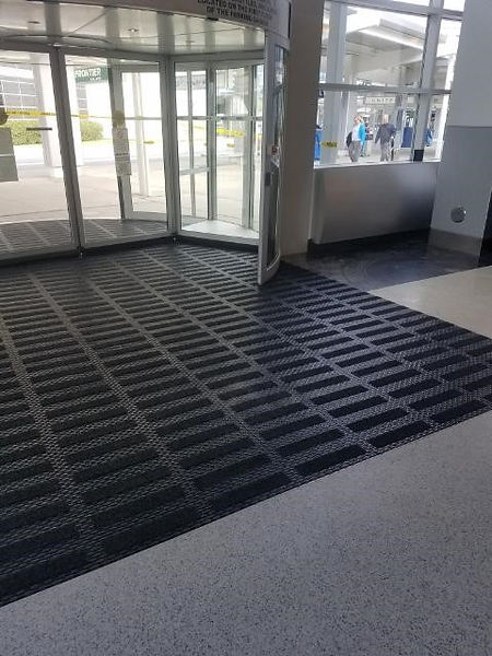 Harrisburg International Airport Entry W