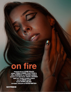 On Fire Editorial