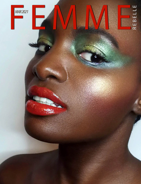 Femme Rebelle March 2021 Cover