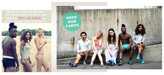 Pants to Poverty Campaign
