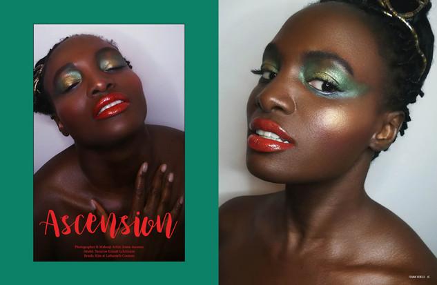 Femme Rebelle Ascension Editorial