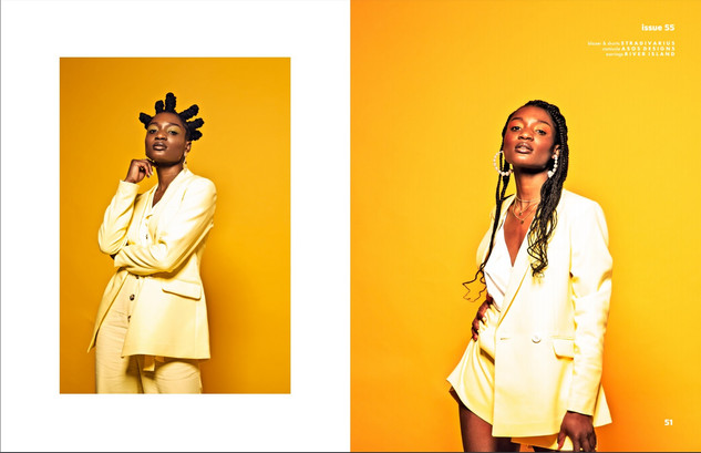 Dreamingless Magazine Yellow Fever Editorial