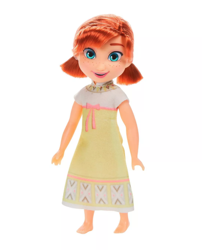 FROZEN 2 TODDLER ANNA
