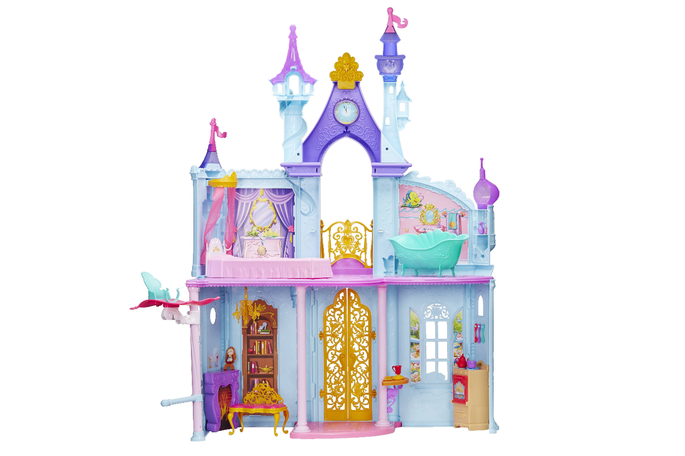 DISNEY PRINCESS CASTEL