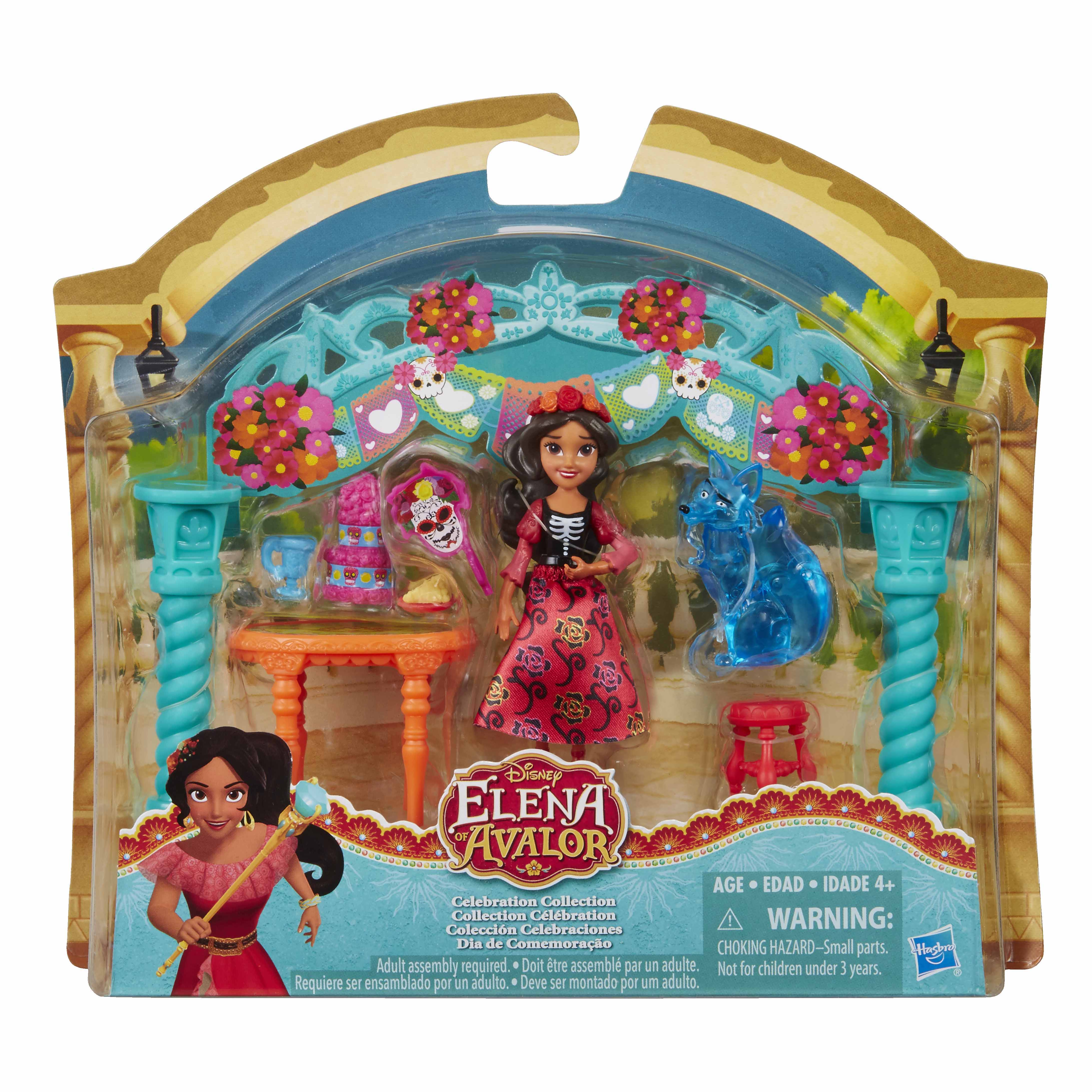 "ELENA OF AVALOR ""CELEBRATION"""