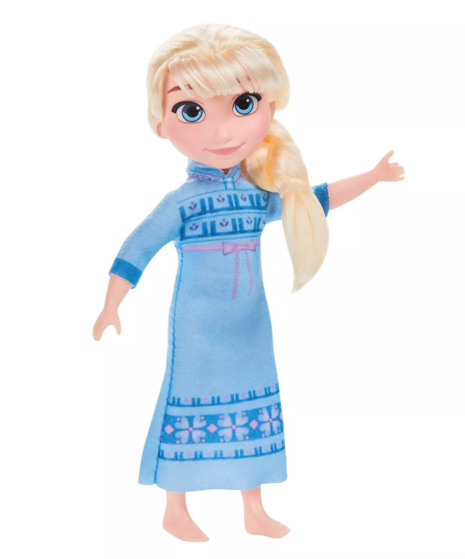 FROZEN 2 TODDLER ELSA