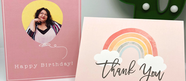 Happy 40th Birthday to Me! Cute Stationary by Basic Invite