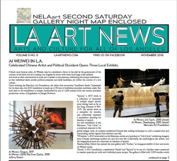L.A. ART NEWS