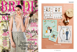 Bride To Be Magazine-Feature