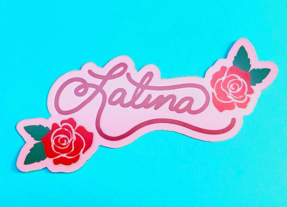 Latina Bumper Stickers