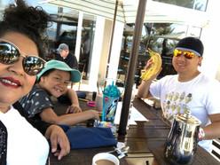Summer Break-Family Time