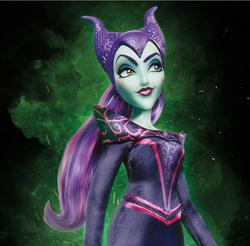 Disney Villains Maleficent Fashion Doll