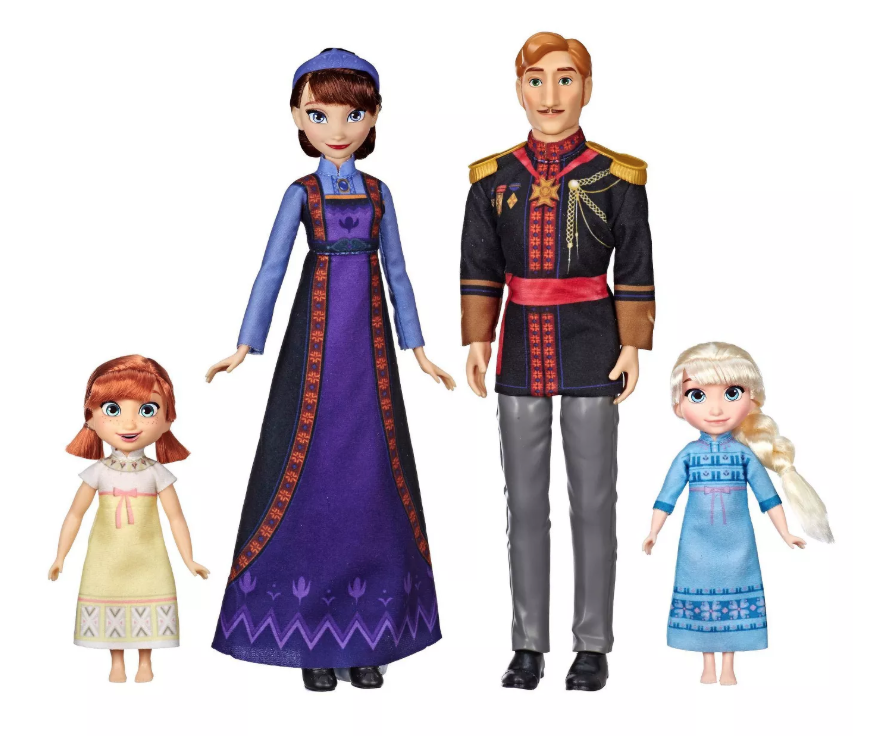 FROZEN 2 FAMILY