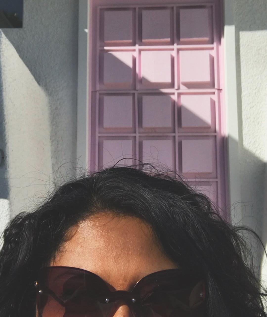 Big Pink Chocolate Bar Door!hehe!