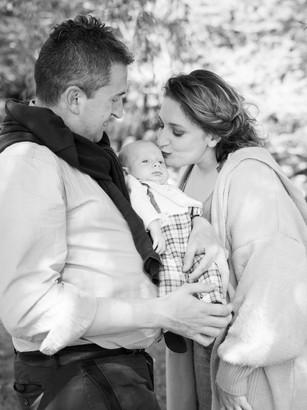 Family photo shooting