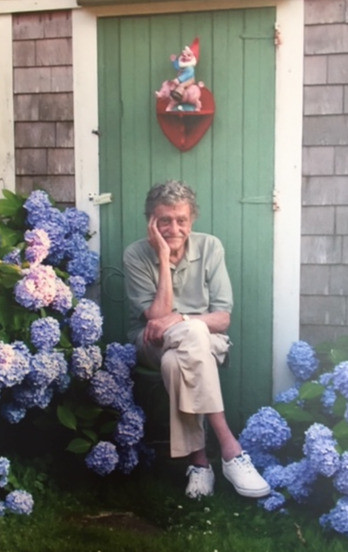 Best-selling Author Kirk Vonnegut  (1922-2007)