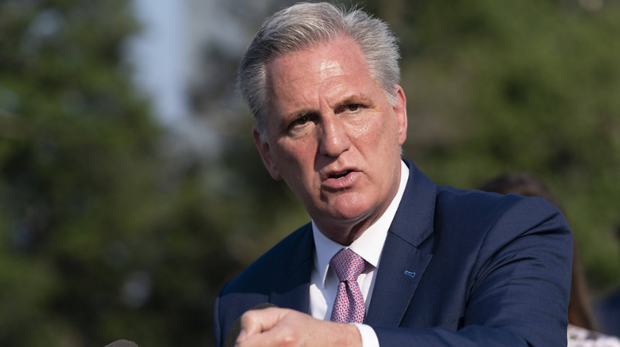 House Minority Leader Kevin McCarthy has pulled out all of the stops in resisting the Select Committee's probe