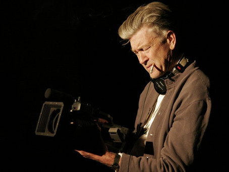 Reel Streaming: David Lynch and the Infinite Spiral of Covid-19