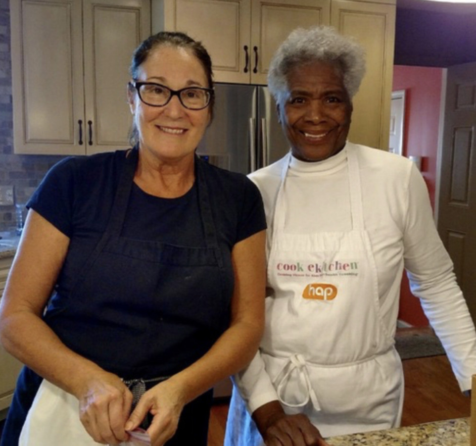 Bonnie and Thelma in 2015